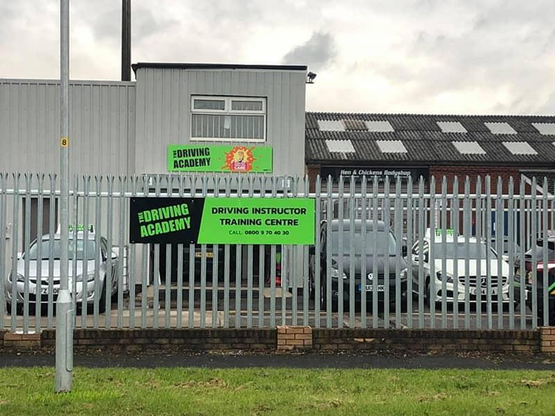 Training centre opened 2020