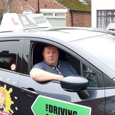 Alan, Driving instructor in Maghull