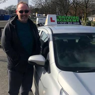 Alan, Driving instructor in Melling