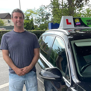 Chris - Automatic driving instructor in Liverpool