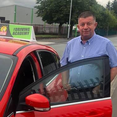 Craig - driving instructor in Runcorn
