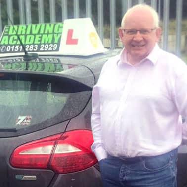 Mark - Driving instructor in Preston