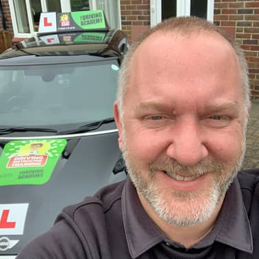 Mike - ORDIT Driving instructor Southport