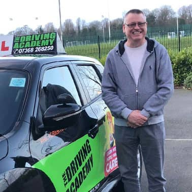 Phil, Driving instructor in Norris Green