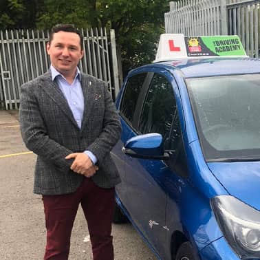 Piotr, Driving instructor in Southport