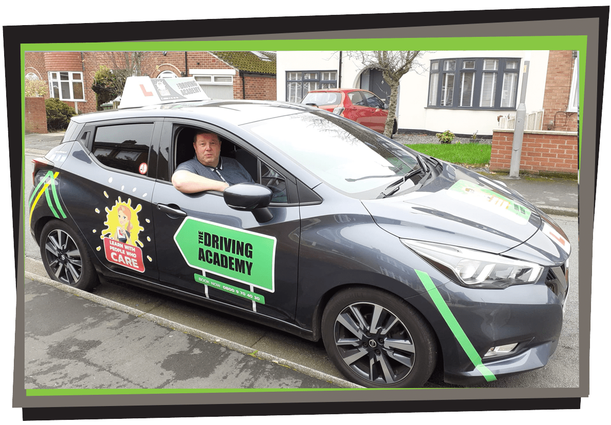 Meet Alan - Our local Maghull & Ormskirk driving instructor