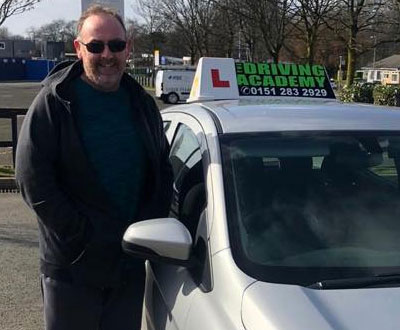 Meet Alan - Our Maghull, Kirkby & Melling driving instructor