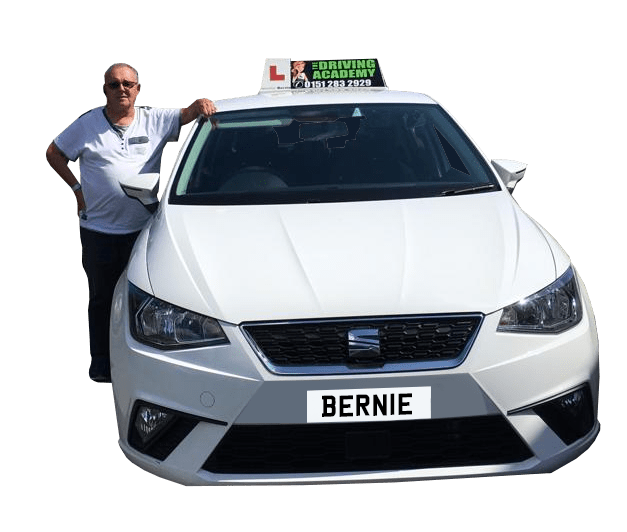 Meet Bernie - Approved driving instructor in South Liverpool