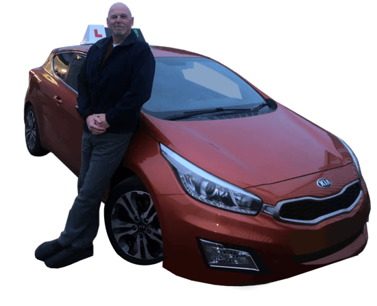 Meet Bob - Your local driving instructor in Huyton & West Derby