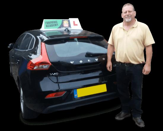 Meet Geoff - Our Spanish speak driving instructor in Liverpool