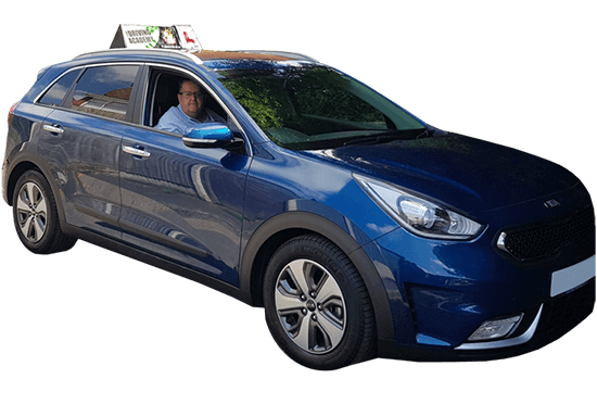 Meet Ken - Your local Automatic driving instructor in Maghull