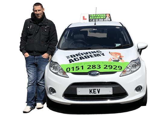 Meet Kev - Your local Ellesmere Port driving instructor