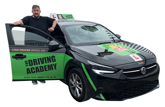 Meet Liam, Approved Driving instructor in Bootle - Team TDA