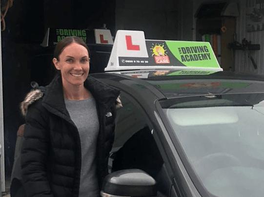 Meet Nicola, Female driving instructor in Aintree - Team TDA