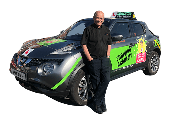 Meet Peter - Our founder & ADI based in Kirkbky & Maghull