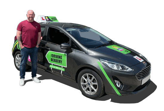Meet Phil - auto driving instructor in Ormskirk, Maghull & Aintree