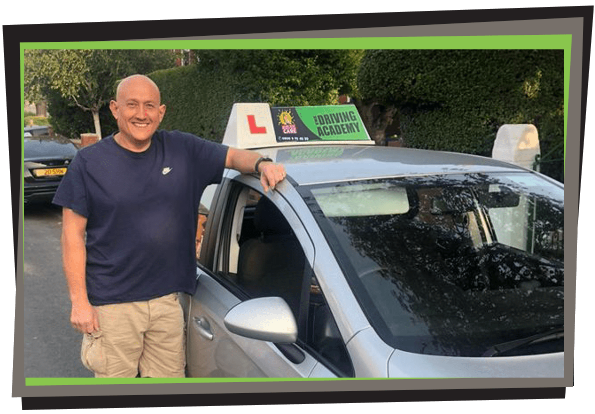 Meet Rob, Our Southport based driving instructor - Team TDA
