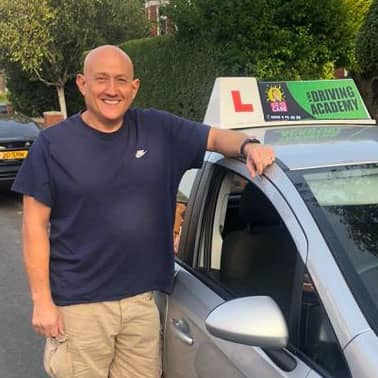 Rob - Formby and Southport Driving instructor