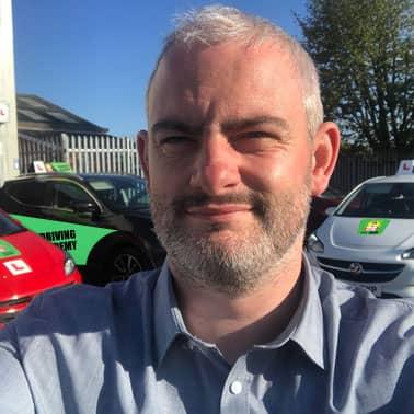 Stu - ORDIT Driving instructor Liverpool