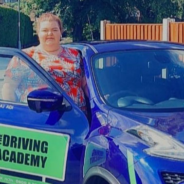 Suzanne, Female driving instructor South Liverpool