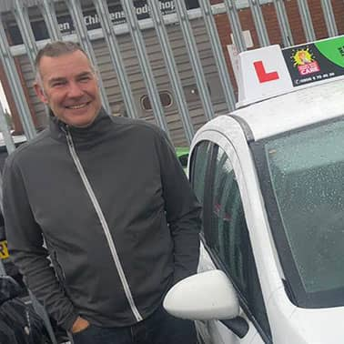 Tony, Driving instructor in St Helens