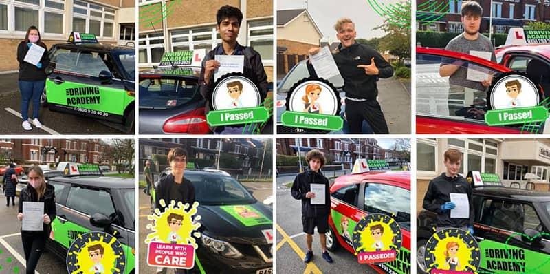 Preston driving test passes
